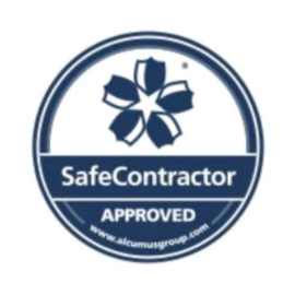 SafeContractor Approved Logo Round