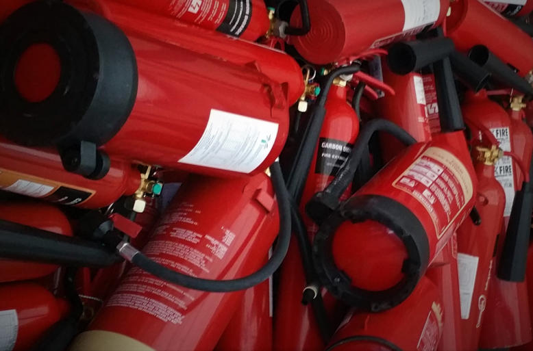Fire Equipment Disposal